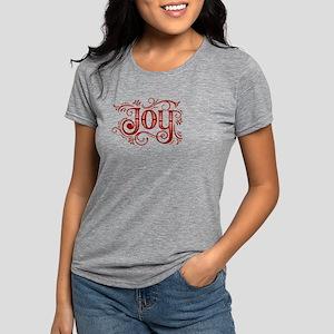 jOY [ornate] Womens Tri-blend T-Shirt